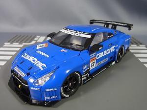 トランスフォーマーGT GT-02 GT-Rセイバー007