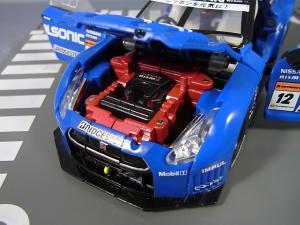 トランスフォーマーGT GT-02 GT-Rセイバー012