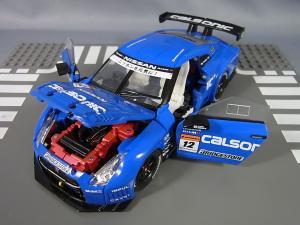 トランスフォーマーGT GT-02 GT-Rセイバー013