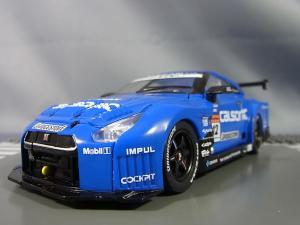 トランスフォーマーGT GT-02 GT-Rセイバー041