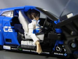 トランスフォーマーGT GT-0102で遊ぼう006