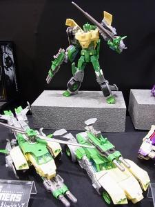 2013 東京おもちゃショー 業者日:タカラトミー:トランスフォーマーSFマシン系002