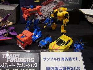 2013 東京おもちゃショー 業者日:タカラトミー:トランスフォーマーSFマシン系009