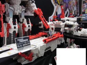 2013 東京おもちゃショー 業者日:タカラトミー:トランスフォーマーSFマシン系014