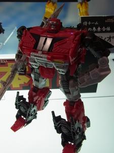 2013 東京おもちゃショー 業者日:タカラトミー:トランスフォーマーSFマシン系031