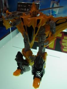 2013 東京おもちゃショー 業者日:タカラトミー:トランスフォーマーSFマシン系032