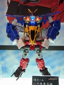 2013 東京おもちゃショー 業者日:タカラトミー:トランスフォーマーSFマシン系037