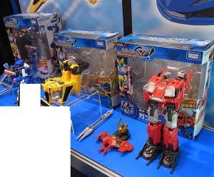 2013 東京おもちゃショー 業者日:タカラトミー:トランスフォーマーSFマシン系042