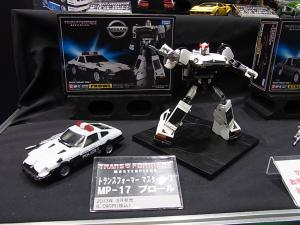 2013 東京おもちゃショー 業者日:タカラトミー:トランスフォーマー実車系001