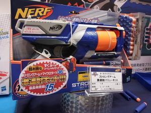 2013 東京おもちゃショー 業者日:タカラトミー:ナーフ003
