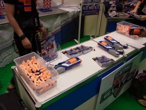 2013 東京おもちゃショー 業者日:タカラトミー:ナーフ011