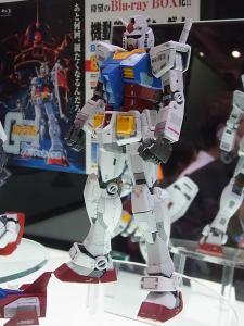 2013 東京おもちゃショー 業者日:バンダイ:ガンプラほか、プラモ系001