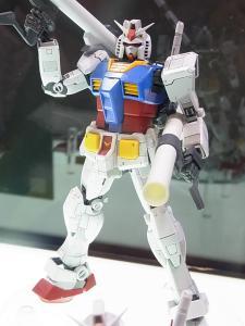 2013 東京おもちゃショー 業者日:バンダイ:ガンプラほか、プラモ系002