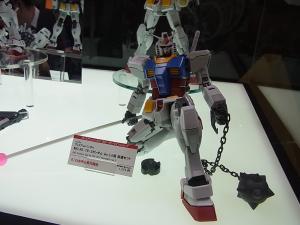 2013 東京おもちゃショー 業者日:バンダイ:ガンプラほか、プラモ系003