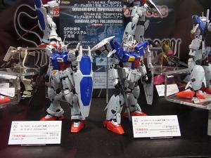 2013 東京おもちゃショー 業者日:バンダイ:ガンプラほか、プラモ系004
