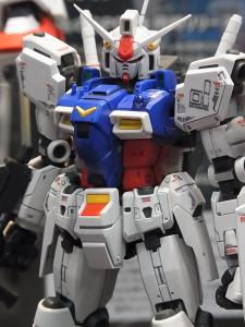 2013 東京おもちゃショー 業者日:バンダイ:ガンプラほか、プラモ系009