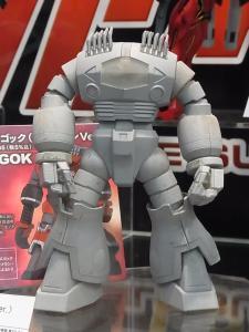 2013 東京おもちゃショー 業者日:バンダイ:ガンプラほか、プラモ系011