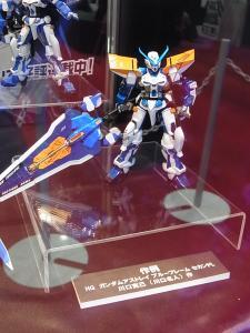 2013 東京おもちゃショー 業者日:バンダイ:ガンプラほか、プラモ系015