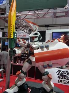 2013 東京おもちゃショー 業者日:バンダイ:ガンプラほか、プラモ系019