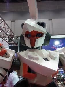 2013 東京おもちゃショー 業者日:バンダイ:ガンプラほか、プラモ系020
