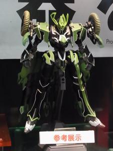 2013 東京おもちゃショー 業者日:バンダイ:ガンプラほか、プラモ系024