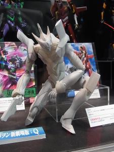 2013 東京おもちゃショー 業者日:バンダイ:ガンプラほか、プラモ系027
