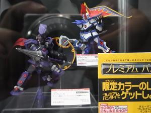 2013 東京おもちゃショー 業者日:バンダイ:ガンプラほか、プラモ系033