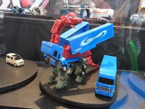 2013 東京おもちゃショー 業者日:アガツマ:ダイヤロボ003