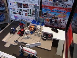 2013 東京おもちゃショー 業者日:アガツマ:ダイヤロボ016