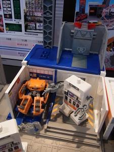 2013 東京おもちゃショー 業者日:アガツマ:ダイヤロボ017