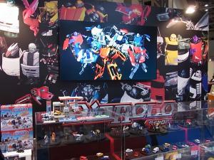 2013 東京おもちゃショー 業者日:アガツマ:ダイヤロボ025