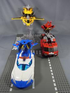 参乗合体トランスフォーマーGo! 参乗合体、ゴウジンブ001