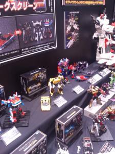 2013 東京おもちゃショー 一般日:タカラトミー:トランスフォーマーブース002