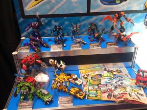 2013 東京おもちゃショー 一般日:タカラトミー:トランスフォーマーブース024