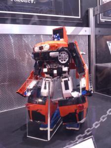2013 東京おもちゃショー 一般日:タカラトミー:トランスフォーマーブース027