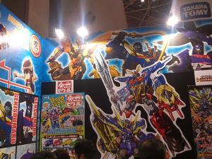 2013 東京おもちゃショー 一般日:タカラトミー:トランスフォーマーブース041