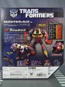 トランスフォーマー TFジェネレーションズ TG-19 グリムロック002