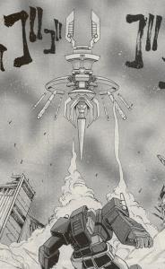 ケロケロエース2013 08月号:トランスフォーマー ALLSPARK EPISODE08 大いなる野心-36
