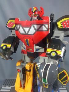 DX大獣神(合体のみ)&PRレッドレンジャー(プレ)001