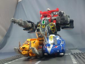 DX大獣神(合体のみ)&PRレッドレンジャー(プレ)003