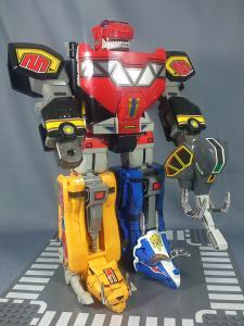 DX大獣神(合体のみ)&PRレッドレンジャー(プレ)004