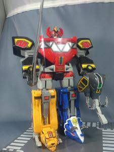 DX大獣神(合体のみ)&PRレッドレンジャー(プレ)005