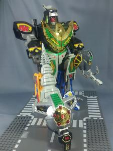 DX大獣神(合体のみ)&PRレッドレンジャー(プレ)006