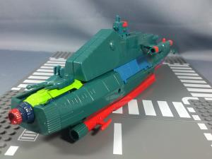 野村トーイ 宇宙空母ブルーノア 合体DX(エンジン部破損)006