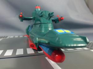 野村トーイ 宇宙空母ブルーノア 合体DX(エンジン部破損)008