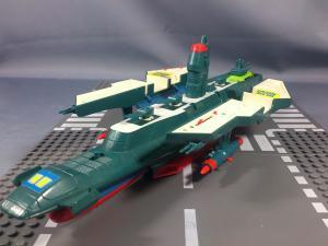野村トーイ 宇宙空母ブルーノア 合体DX(エンジン部破損)011
