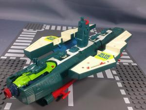 野村トーイ 宇宙空母ブルーノア 合体DX(エンジン部破損)012