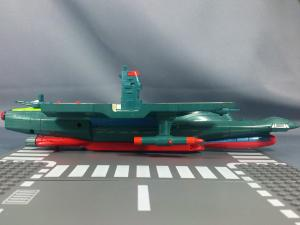 野村トーイ 宇宙空母ブルーノア 合体DX(エンジン部破損)013