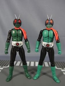 S.H.フィギュアーツ 仮面ライダー旧1号012