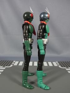 S.H.フィギュアーツ 仮面ライダー旧1号013